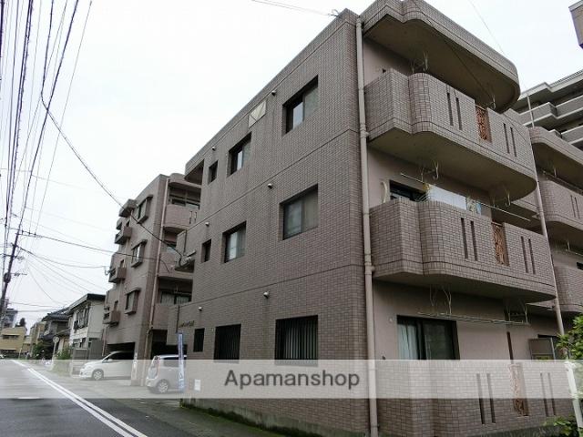 鹿児島県鹿児島市、笹貫駅徒歩5分の築20年 3階建の賃貸マンション