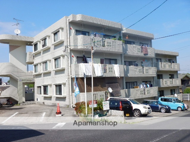 鹿児島県鹿児島市、南鹿児島駅徒歩12分の築24年 3階建の賃貸マンション