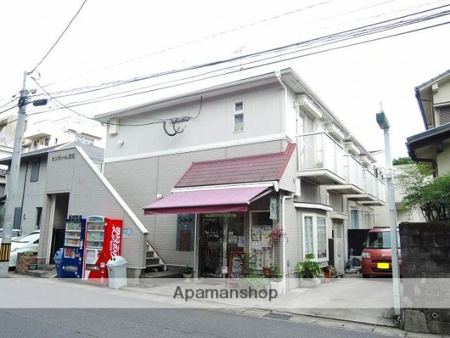 鹿児島県鹿児島市、二中通駅徒歩10分の築17年 2階建の賃貸アパート