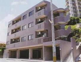 鹿児島県鹿児島市、鹿児島駅徒歩14分の築17年 4階建の賃貸マンション