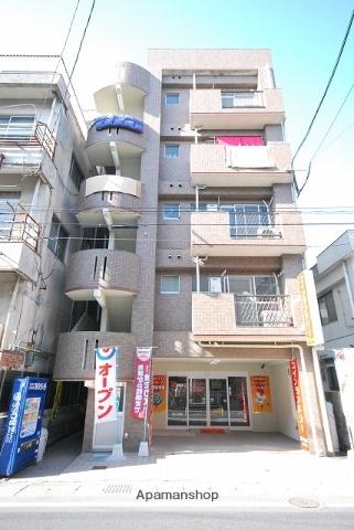 鹿児島県鹿児島市、甲東中学校前駅徒歩7分の築20年 5階建の賃貸マンション
