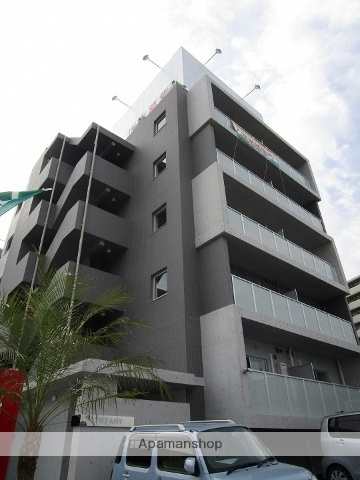 鹿児島県鹿児島市、宇宿駅徒歩9分の新築 5階建の賃貸マンション