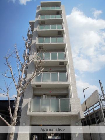 鹿児島県鹿児島市、鹿児島駅徒歩7分の新築 8階建の賃貸マンション