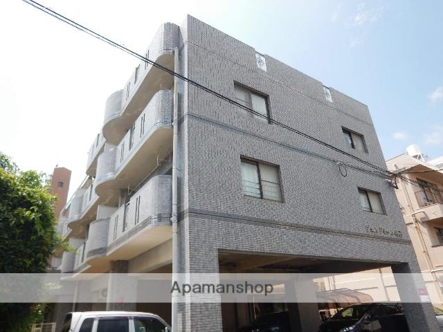 鹿児島県鹿児島市、中洲通駅徒歩8分の築20年 4階建の賃貸マンション