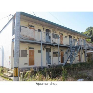 鹿児島県鹿児島市、鹿児島中央駅徒歩30分の築37年 2階建の賃貸アパート