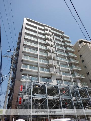 鹿児島県鹿児島市、荒田八幡駅徒歩9分の新築 12階建の賃貸マンション