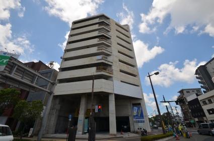 鹿児島県鹿児島市、騎射場駅徒歩1分の築42年 12階建の賃貸マンション