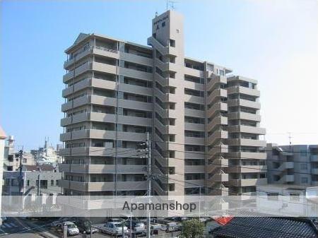 鹿児島県鹿児島市、二中通駅徒歩8分の築18年 11階建の賃貸マンション