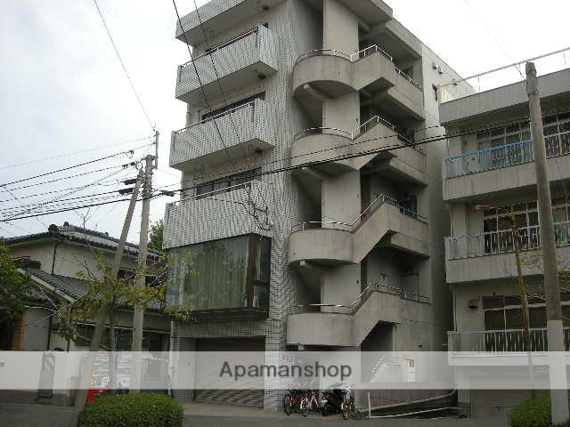 鹿児島県鹿児島市、荒田八幡駅徒歩10分の築27年 5階建の賃貸マンション