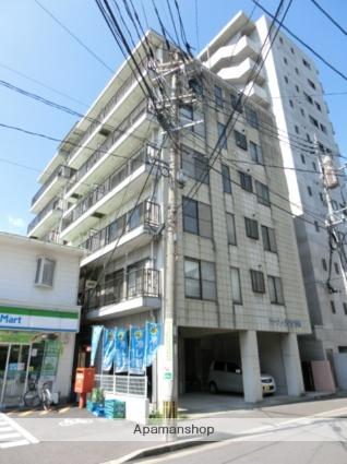 鹿児島県鹿児島市、騎射場駅徒歩7分の築18年 6階建の賃貸マンション
