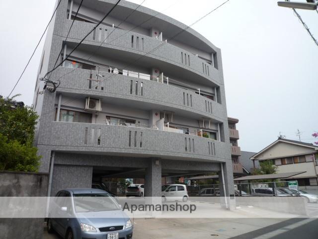 鹿児島県鹿児島市、工学部前駅徒歩6分の築21年 4階建の賃貸マンション