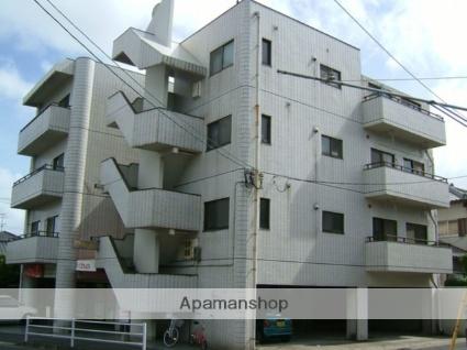 鹿児島県鹿児島市、郡元駅徒歩18分の築38年 4階建の賃貸マンション