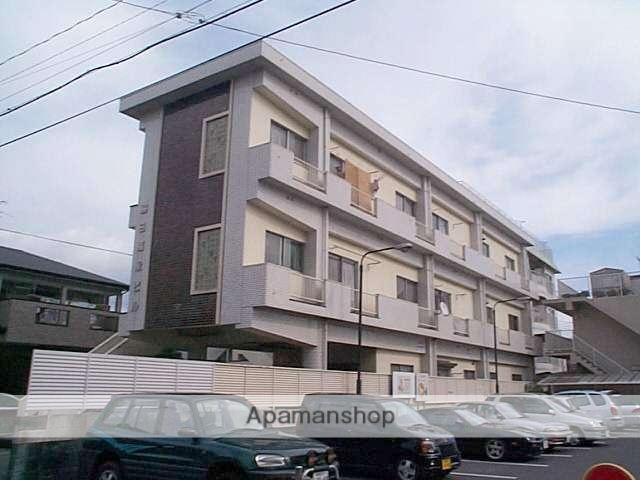 鹿児島県鹿児島市、宇宿駅徒歩5分の築42年 3階建の賃貸マンション