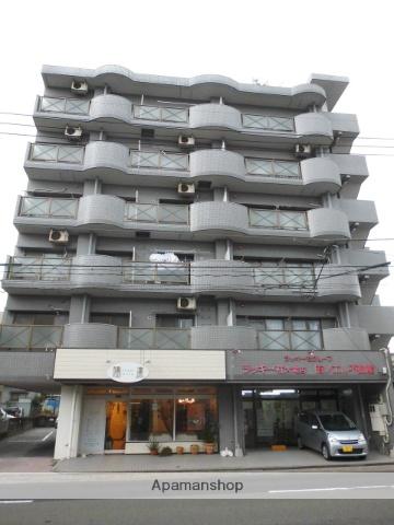 鹿児島県鹿児島市、鹿児島駅徒歩8分の築25年 6階建の賃貸マンション