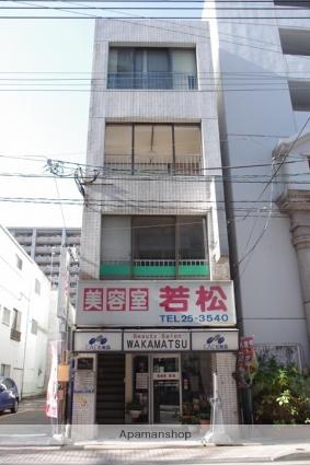 鹿児島県鹿児島市、加治屋町駅徒歩5分の築37年 4階建の賃貸マンション