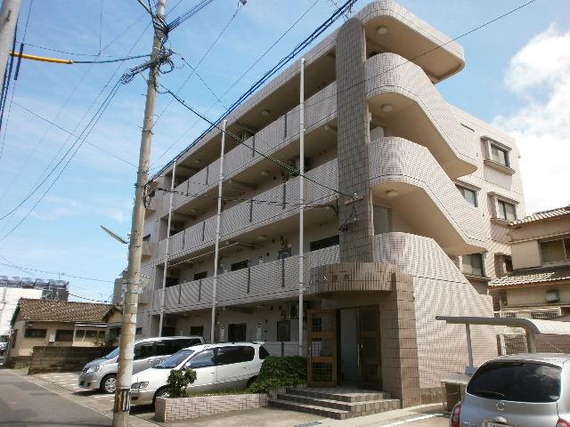 鹿児島県鹿児島市の築22年 4階建の賃貸マンション
