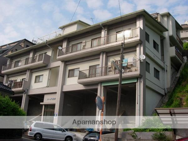 鹿児島県鹿児島市、南鹿児島駅徒歩10分の築21年 4階建の賃貸マンション