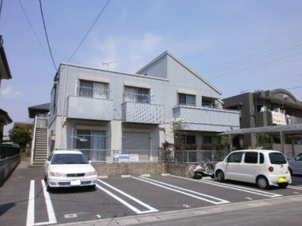鹿児島県鹿児島市、二軒茶屋駅徒歩36分の築10年 2階建の賃貸アパート