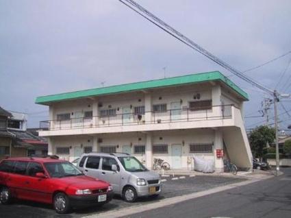 鹿児島県鹿児島市、鴨池駅徒歩5分の築37年 2階建の賃貸マンション
