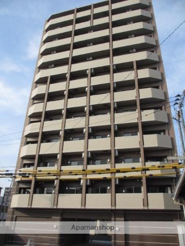 鹿児島県鹿児島市、鴨池駅徒歩3分の築2年 12階建の賃貸マンション