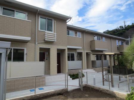 鹿児島県鹿児島市、鹿児島中央駅徒歩26分の築2年 2階建の賃貸アパート