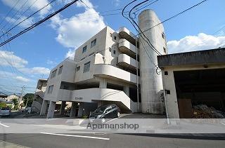 鹿児島県鹿児島市、神田(交通局前)駅徒歩13分の築39年 4階建の賃貸マンション