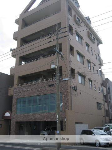 鹿児島県鹿児島市、新屋敷駅徒歩12分の築12年 6階建の賃貸マンション