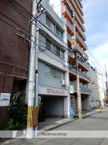 鹿児島県鹿児島市、都通駅徒歩4分の築35年 4階建の賃貸マンション