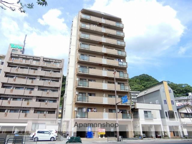 鹿児島県鹿児島市、高見馬場駅徒歩15分の築27年 11階建の賃貸マンション