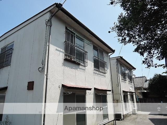 鹿児島県鹿児島市の築39年 2階建の賃貸アパート