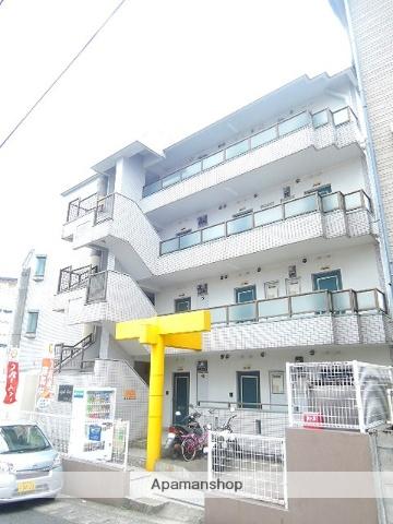 鹿児島県鹿児島市、二軒茶屋駅徒歩17分の築25年 4階建の賃貸マンション