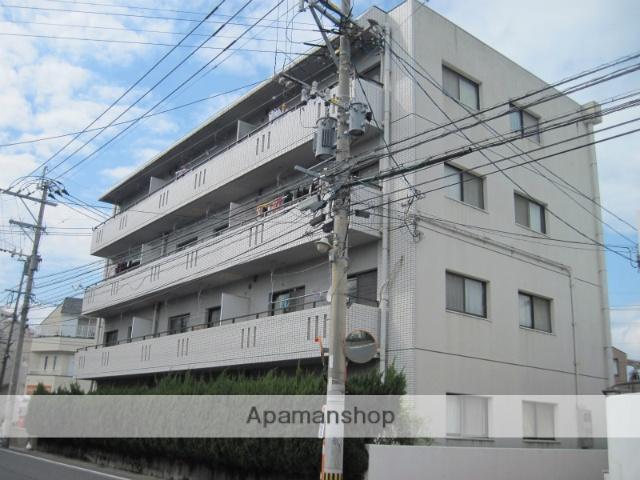 鹿児島県鹿児島市、涙橋駅徒歩15分の築32年 4階建の賃貸マンション