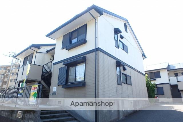 鹿児島県鹿児島市の築21年 2階建の賃貸アパート