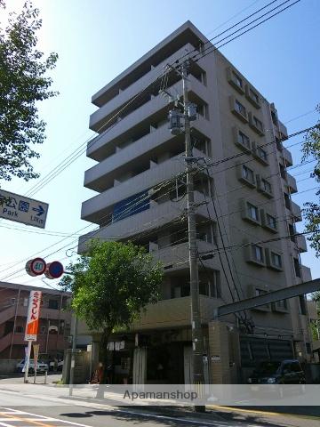 鹿児島県鹿児島市、谷山駅徒歩13分の築17年 8階建の賃貸マンション