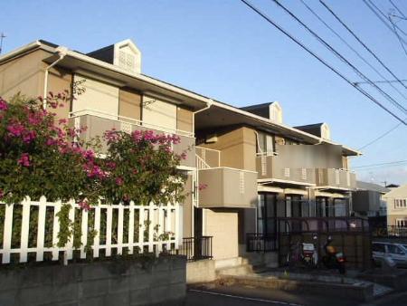 鹿児島県鹿児島市の築23年 2階建の賃貸アパート