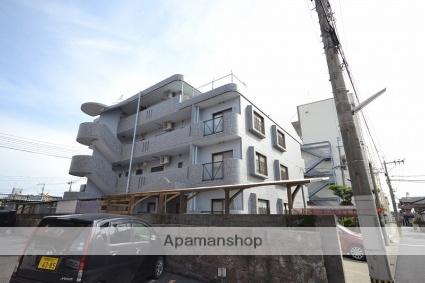 鹿児島県鹿児島市、宇宿駅徒歩4分の築21年 4階建の賃貸マンション