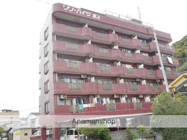 鹿児島県鹿児島市、鹿児島中央駅徒歩20分の築27年 6階建の賃貸マンション