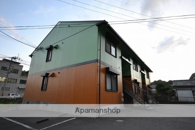 鹿児島県鹿児島市、鹿児島中央駅徒歩45分の築20年 2階建の賃貸アパート