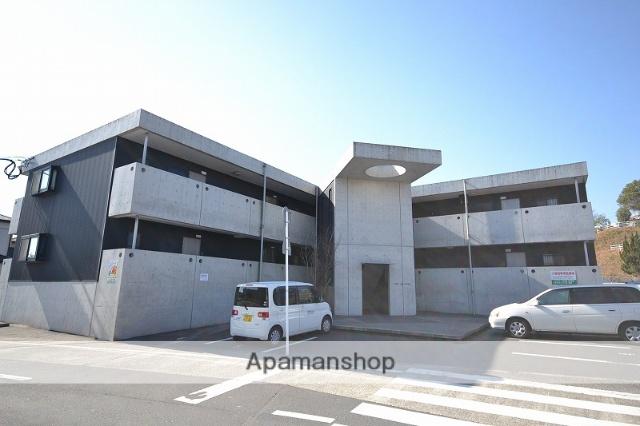 鹿児島県鹿児島市、慈眼寺駅徒歩17分の築9年 2階建の賃貸マンション