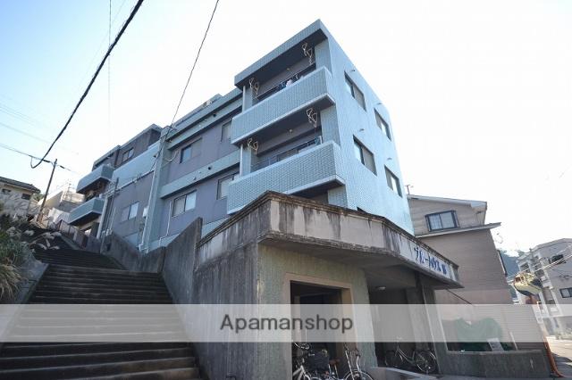 鹿児島県鹿児島市、市立病院前駅徒歩17分の築18年 7階建の賃貸マンション