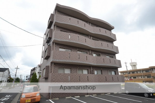 鹿児島県鹿児島市、郡元駅徒歩45分の築12年 4階建の賃貸マンション