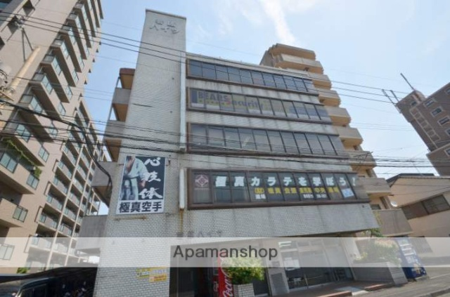 鹿児島県鹿児島市、鹿児島中央駅徒歩7分の築37年 5階建の賃貸マンション
