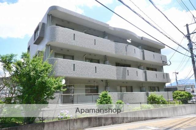 鹿児島県鹿児島市、神田(交通局前)駅徒歩19分の築13年 3階建の賃貸マンション