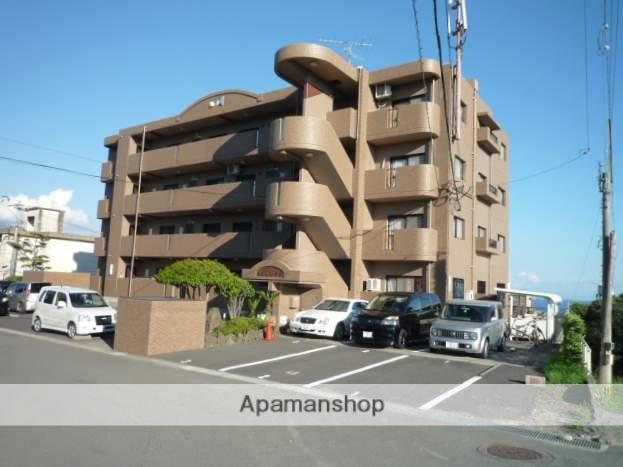鹿児島県鹿児島市、南鹿児島駅徒歩7分の築18年 4階建の賃貸マンション