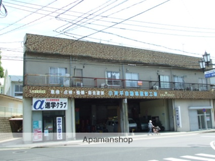 鹿児島県鹿児島市、宇宿駅徒歩2分の築38年 2階建の賃貸マンション