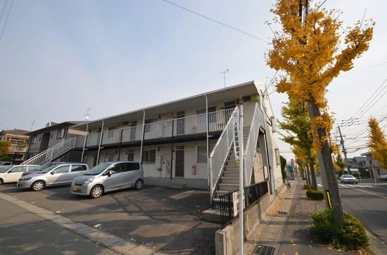 鹿児島県鹿児島市の築30年 2階建の賃貸アパート