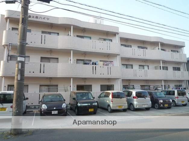 鹿児島県鹿児島市、谷山駅徒歩8分の築29年 3階建の賃貸マンション