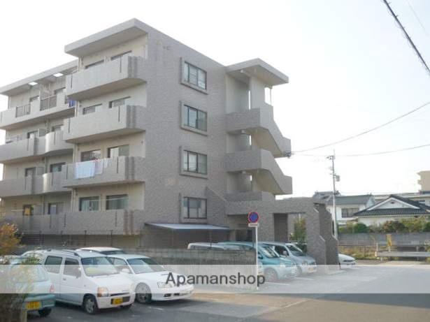 鹿児島県鹿児島市、笹貫駅徒歩13分の築21年 4階建の賃貸マンション