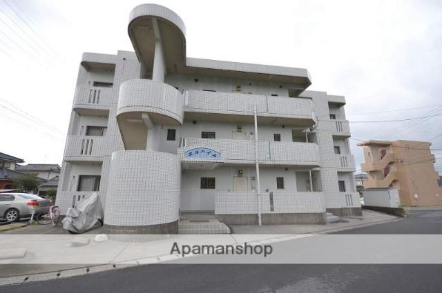 鹿児島県鹿児島市、宇宿駅徒歩29分の築23年 3階建の賃貸マンション