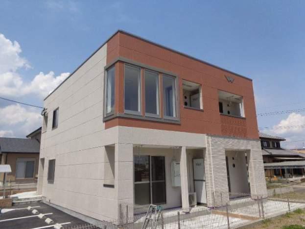 鹿児島県鹿児島市、慈眼寺駅徒歩12分の築2年 2階建の賃貸アパート